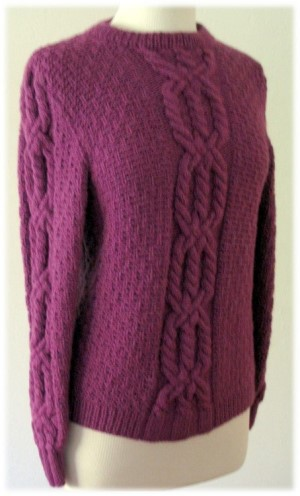 Wisteria Sweater